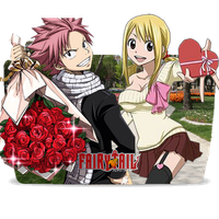 Fairy Tail - Dating Natsu Lucy by levantein