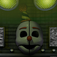 Ennard Mask - Lighting Test by GamesProduction