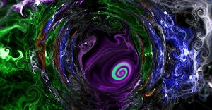 birth of a spiral by agbuttery