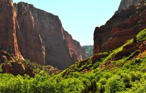 Finger Canyon by lawout16