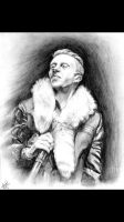 Portrait of Macklemore by twilight-girl22