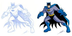 batman brave and the bold by natelovett