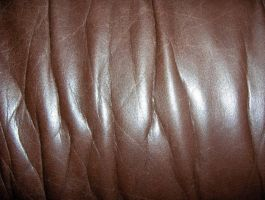 Brown Leather 01..... by Shadukha-Stock