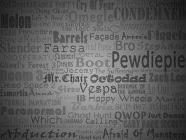 The History Of PewDiePie by Brianna8cD