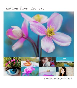 Photoshop Action From the sky by Heavensinyoureyes