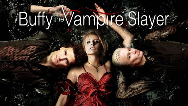 Buffy Vampire Diaries Wallpaper 1080p HQ by outsider88