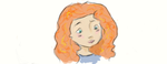 Little Merida! by cazemnn