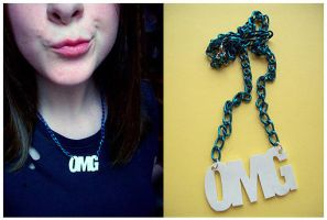 OMG Necklace by Loftio