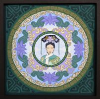 Qing Princess by ZheVickmeister