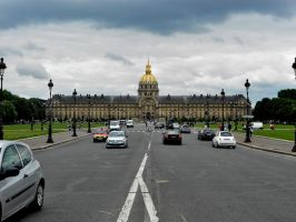 Les Invalides by UncleLeland