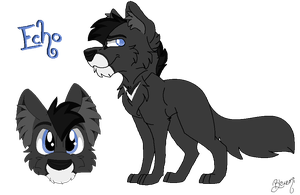 (TML) Echo Reference - Whisper's brother by Blixemi