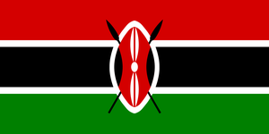 Alt Flag - Republic of Kenya by AlienSquid