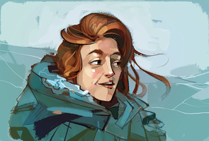 Ygritte by michaelfirman