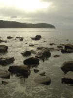 Fortescue Bay 2nd April 2011 by IATSATH