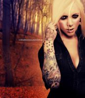 Maria Brink - In This Moment by ALoveHateRomance