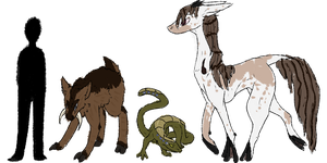 LM | Common Beasts by wakaz