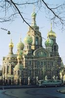 St Petersburg Cold Morning by Austinii