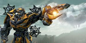 Bumblebee Age of Extinction #3 by isterini