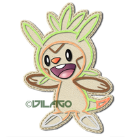 Chespin's Epic Yarn by DILAGO