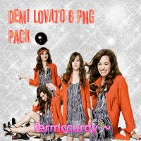 Demi Lovato Png pack by FerMcCurdy