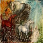 When the Horses of Apocalypse are cuming by KaterinaRss