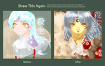 Draw This Again Challenge Contest by kura-ou