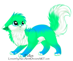 Fellet Adopt by Luna--The--Wolf