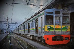 train by rizkipradana