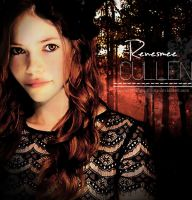 Renesmee Cullen (adult) by thecrazythingsofRomy