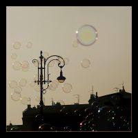 Invasion Of Soap Bubbles by skarzynscy