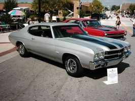1979 Chevelle SS by Rockman1582