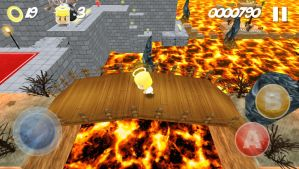 Angel in Danger (iOS/Android Game) by Sakis25