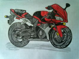 Motorcycle by TudorM10