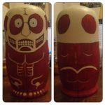 Colossal Titan Nesting Doll by AnnoyinglyCute