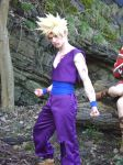 Son Gohan by AngelMoony