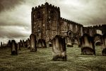 St Mary's Church, Whitby... by TheBaldingOne
