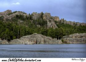 Sylvan Lake - SD - 1 by ElaineSeleneStock