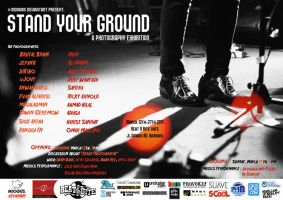 """Stand Your Ground"" P E by dopz"
