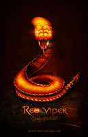 Game of Thrones Red viper by jjfwh