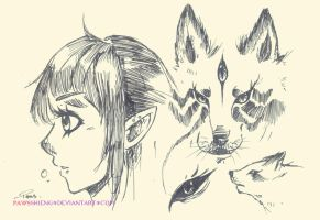 Doodles by PawsShiEng