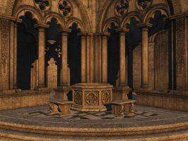 Cloisters stock by ED-resources