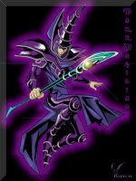 Dark Magician by RavenWhitefang
