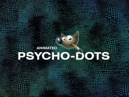 GIMP-Psycho-Dots-Brush by Chrisdesign