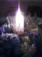 Candle at senior prom by babygurl090xoxo
