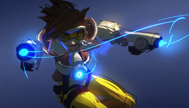Tracer VR Painting! by medders