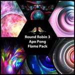 RR3 Apo pong Flame pack by uncubitodehielo88
