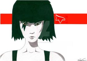 Mirrors edge by Vertigo-one