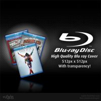 Blu ray Cover PSD File by RUGRLN