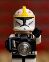 Clone Trooper Photographer by FrancisDelapazPhoto