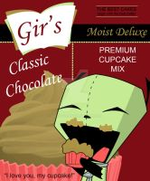 Gir's Classic Chocolate by Kaito42